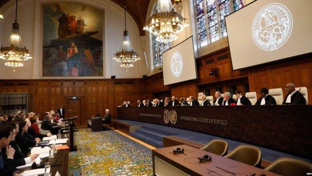 Украина готовится подать в Гаагский суд по поводу военных преступлений РФ