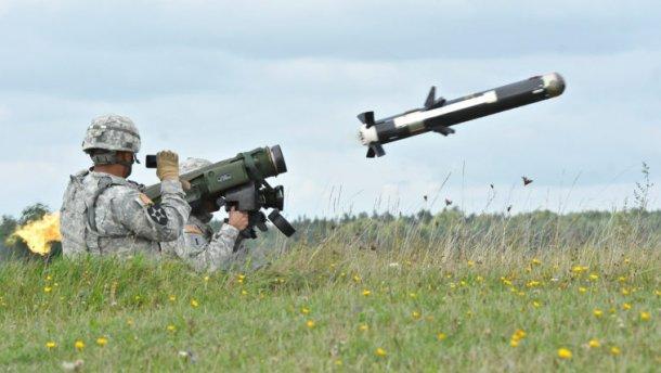 В США не подтвердили отправление Javelin в Украину