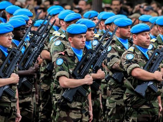 Названо главное условие для размещения миротворческого контингента ООН на Донбассе