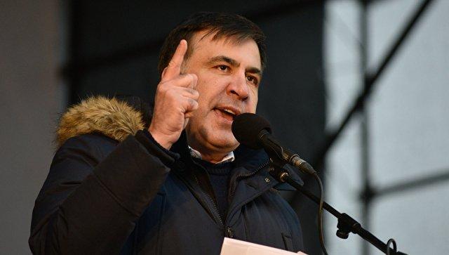 Саакашвили пообещал «скоро» вернуться на Украину