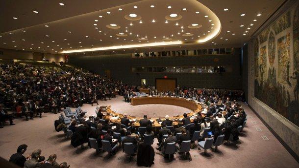 Совбез ООН в пятницу проведет отложенное из-за РФ голосования по Сирии