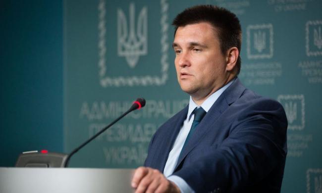 Климкин прокомментировал информацию о выборах РФ в Крыму