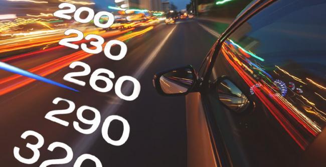 «Укравтодор» намерен увеличить штрафы за превышение скорости