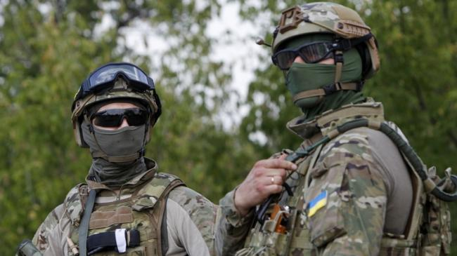 Украина начала подготовку к военному наступлению России