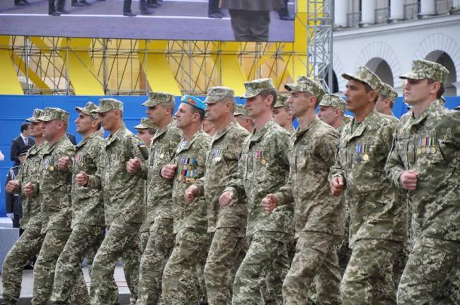 Рада рассмотрит требование создать Министерство ветеранов