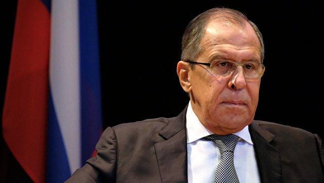 Мы ответим, - У Лаврова рассказал о реакции на санкции США