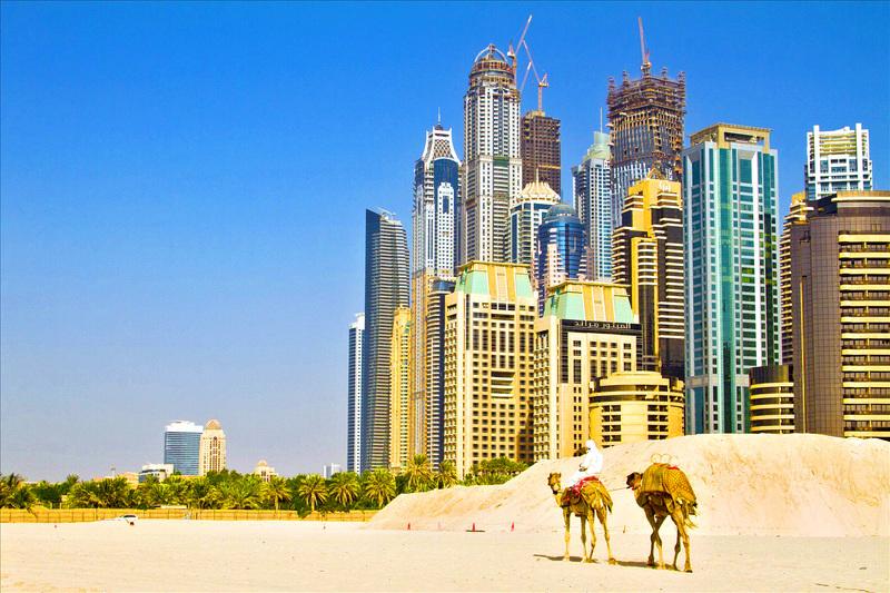Как и что празднуют в ОАЭ