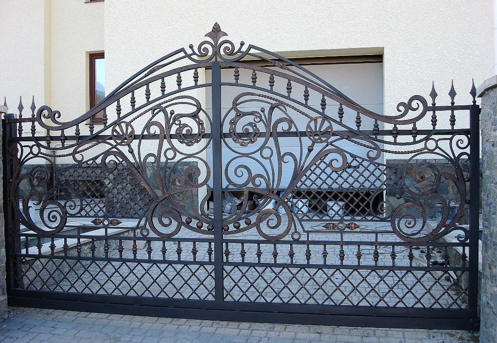 Качественные и стильные ворота для вас