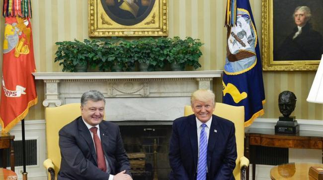 Петр Порошенко рассказал, когда Украина получит вооружение из США