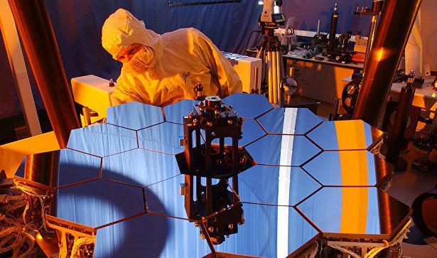 НАСА: запуск самого дорогого телескопа мира будет отложен ещенагод
