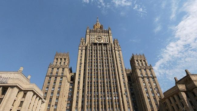 В МИД России выступили с очередным абсурдным обвинением в адрес Украины