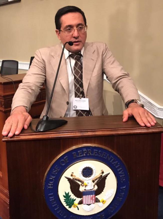Али Реза Резазаде: встречи которые принесут успех Украине
