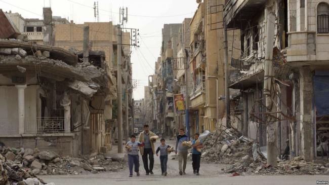 Гуманитарная катастрофа в Сирии: стали известны виновники