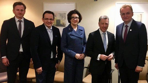 «Позор», — Самопомич о преследовании в Украине по политическому признаку