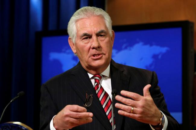 Отношения США и КНДР улучшаются, — Тиллерсон