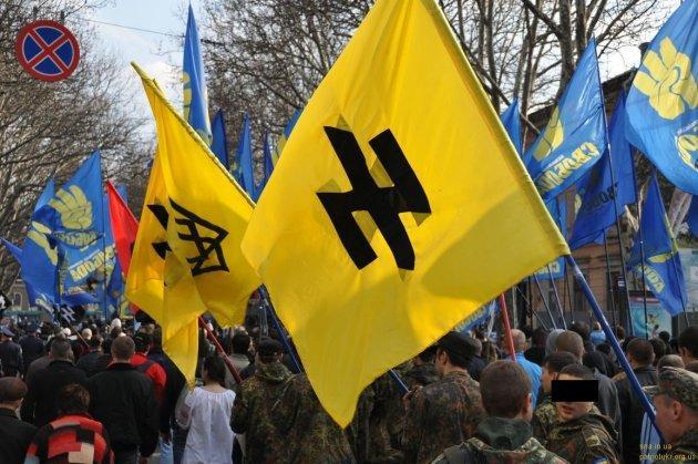 Националисты помешают проведению российских выборов в Украине