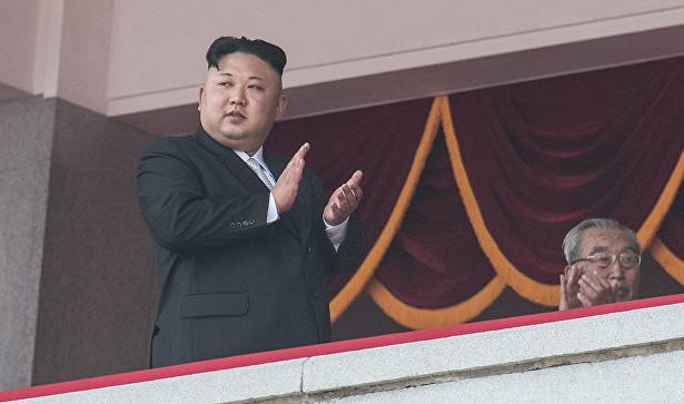 СМИ: КимЧенЫнстремится кмирному договору сСША