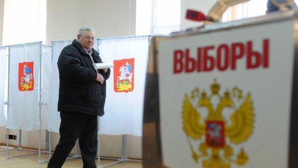 Рада просит мир бойкотировать выборы в Крыму