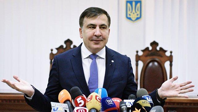 Соратники Саакашвили запланировали проведение новой акции протеста в Киеве