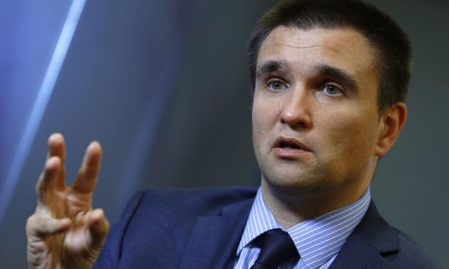 Климкин назвал опасным предложение Собчак по «повторному референдуму» в Крыму