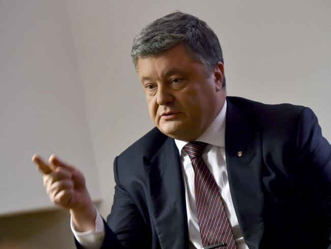 Украина может увеличить свое присутствие в миротворческих миссиях, — Порошенко