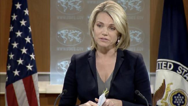 Госдеп США в ответ на заявление Путина: «Крым — это Украина»