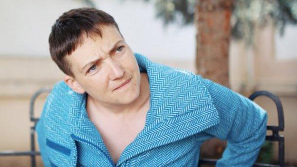 Савченко привлекут к уголовной ответственности: представление уже внесено в Раду