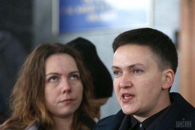Военные поддерживают государственный переворот, - Савченко