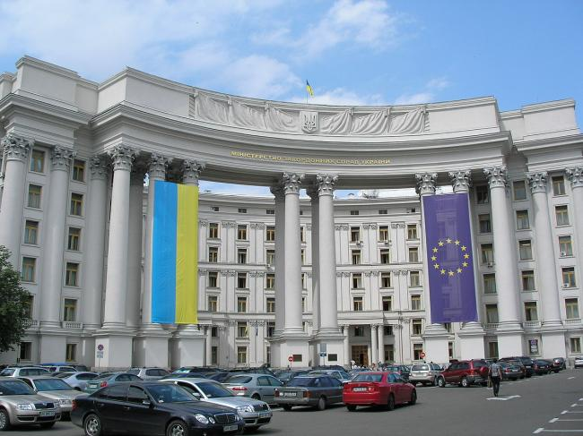 В МИД Украины поделились информацией о миротворческой миссии на Донбассе