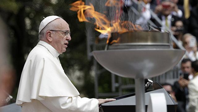 Папа Франциск нашел способ победить педофилию