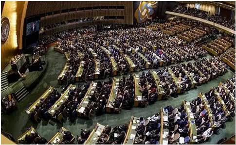 ООН выразила свою позицию относительно