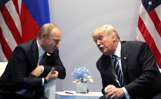Госдеп: Трамп поздравил Путина, потому что этого требует протокол