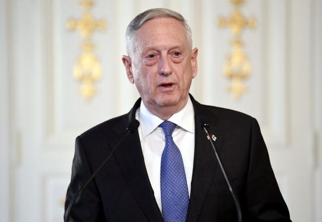 Россия бросила вызов США, - глава Пентагона