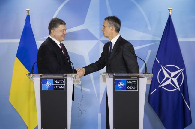 Долгосрочная перспектива: Порошенко сделал заявление о присоединении Украины к НАТО