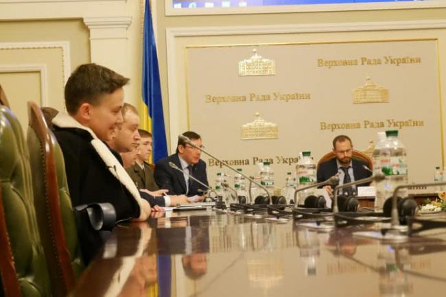Офицер ВСУ показал, что Савченко вербовала его для теракта