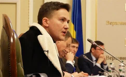 Комитет дал согласие на арест Савченко