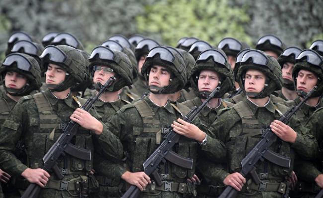 Российские военные засветились в еще одной стране