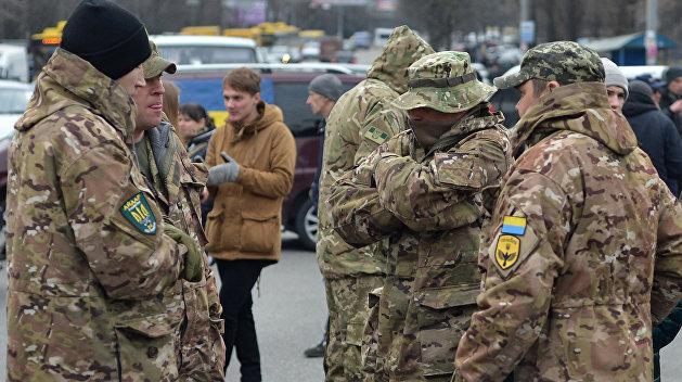 Кабмин начал создавать Министерство по делам ветеранов