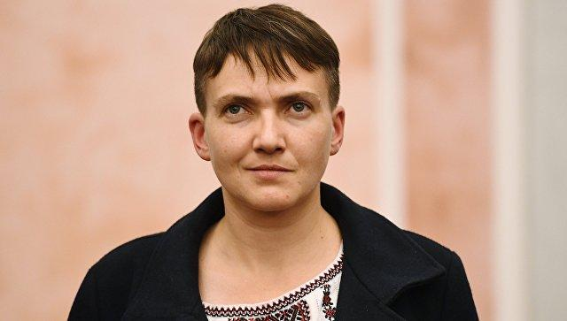 Суд получил представление об избрании меры пресечения в виде ареста Савченко