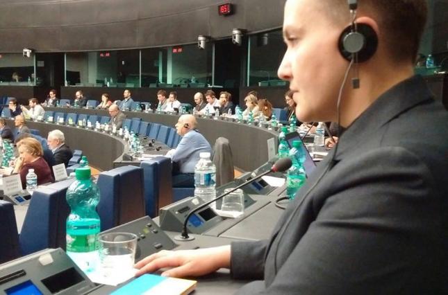 В ЕС прокомментировали дело Савченко