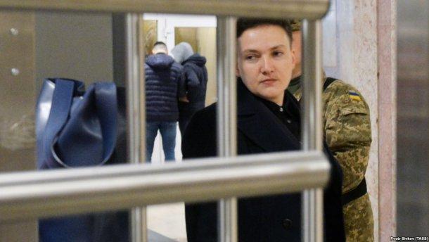 Арест Савченко: сестра рассказала, в каких условиях содержится нардеп