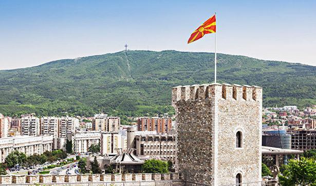 Македония приняла решение выслать одного российского дипломата