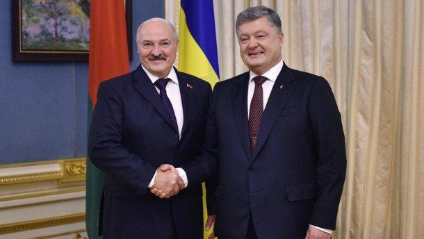 Переговоры Порошенко и Лукашенко: о чем говорили лидеры государств