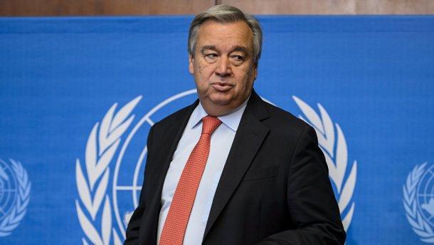 Все идет к холодной войне, — Генсек ООН