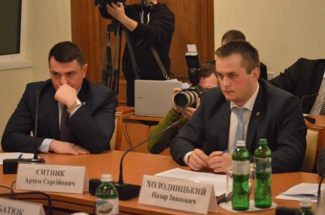 В Еврокомиссии отреагировали на конфликт между Сытником и Холодницким