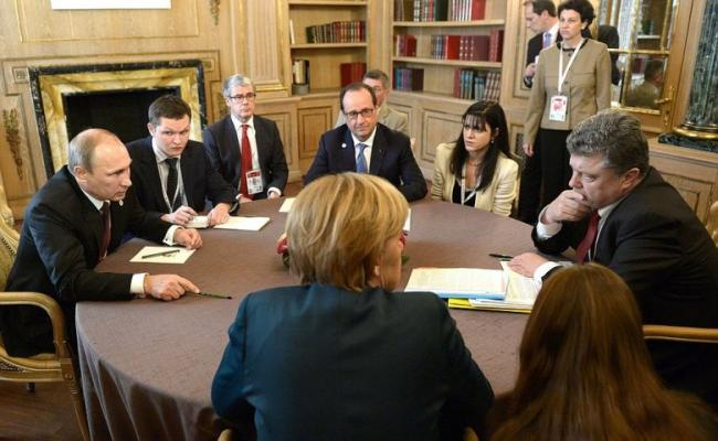 Саммит «нормандской четверки» могут провести без России
