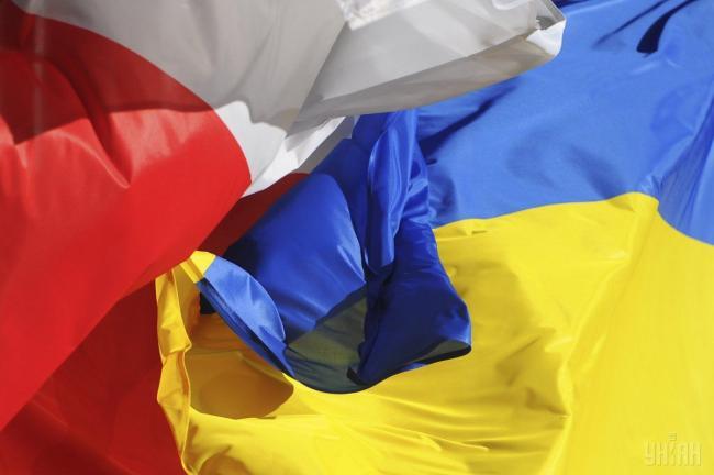 Сожженный польский флаг в Украине: Польша отреагировала