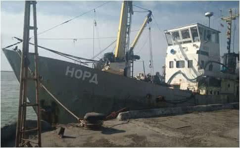 Экипаж «Норда» может попасть в Крым без украинских паспортов — постпред президента