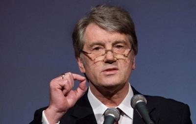 Ющенко дал интересную оценку отношениям Украины и Польши