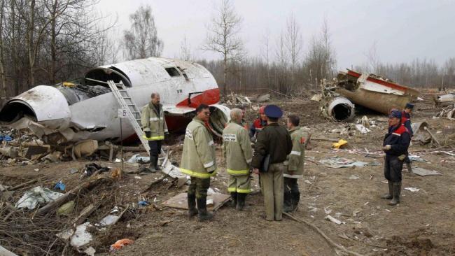 Смоленская катастрофа: в Польше обнародовали новые данные